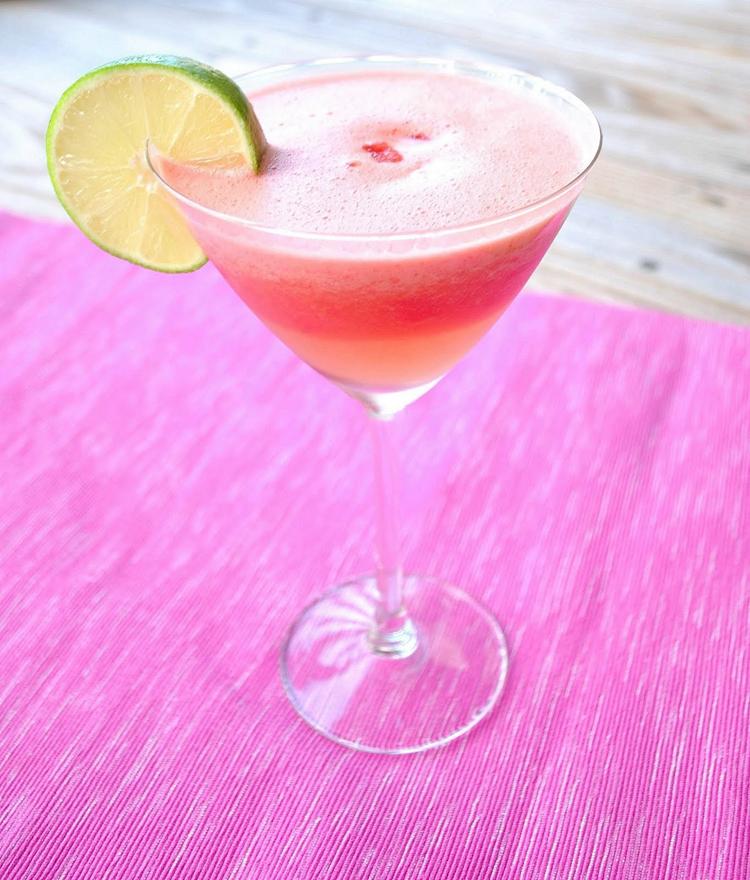 Watermelon Martini - Eat Yourself Skinny