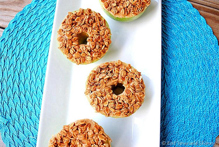 peanut butter granola skinny peanut butter cookie skinny peanut butter ...