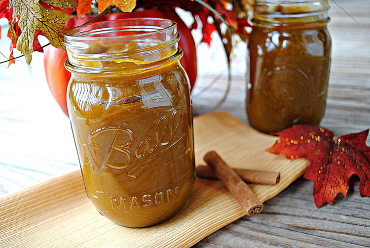 ve never made pumpkin butter apple butter really anything
