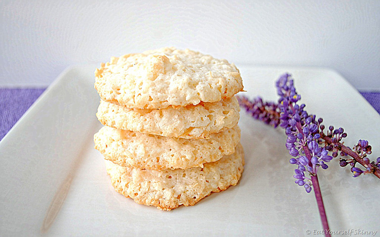 Cookies Made With Angel Food Cake Mix And Coconut