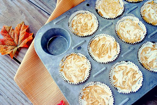 swirl cheesecake cupcakes pumpkin swirl cheesecake pumpkin swirl