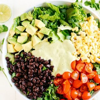 Im sharing 6 of my FAVORITE goto healthy salads onhellip