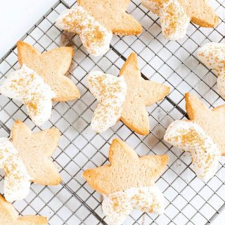 These super soft and chewy GrainFree Sugar Cookies are uphellip