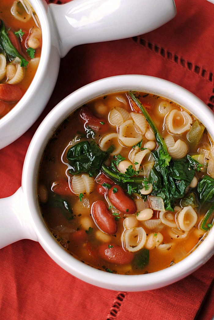 Image Result For Minestrone Soup Olive Garden