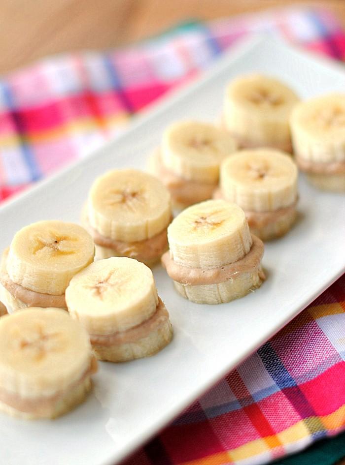 Post-Workout Banana Bites - Eat Yourself Skinny