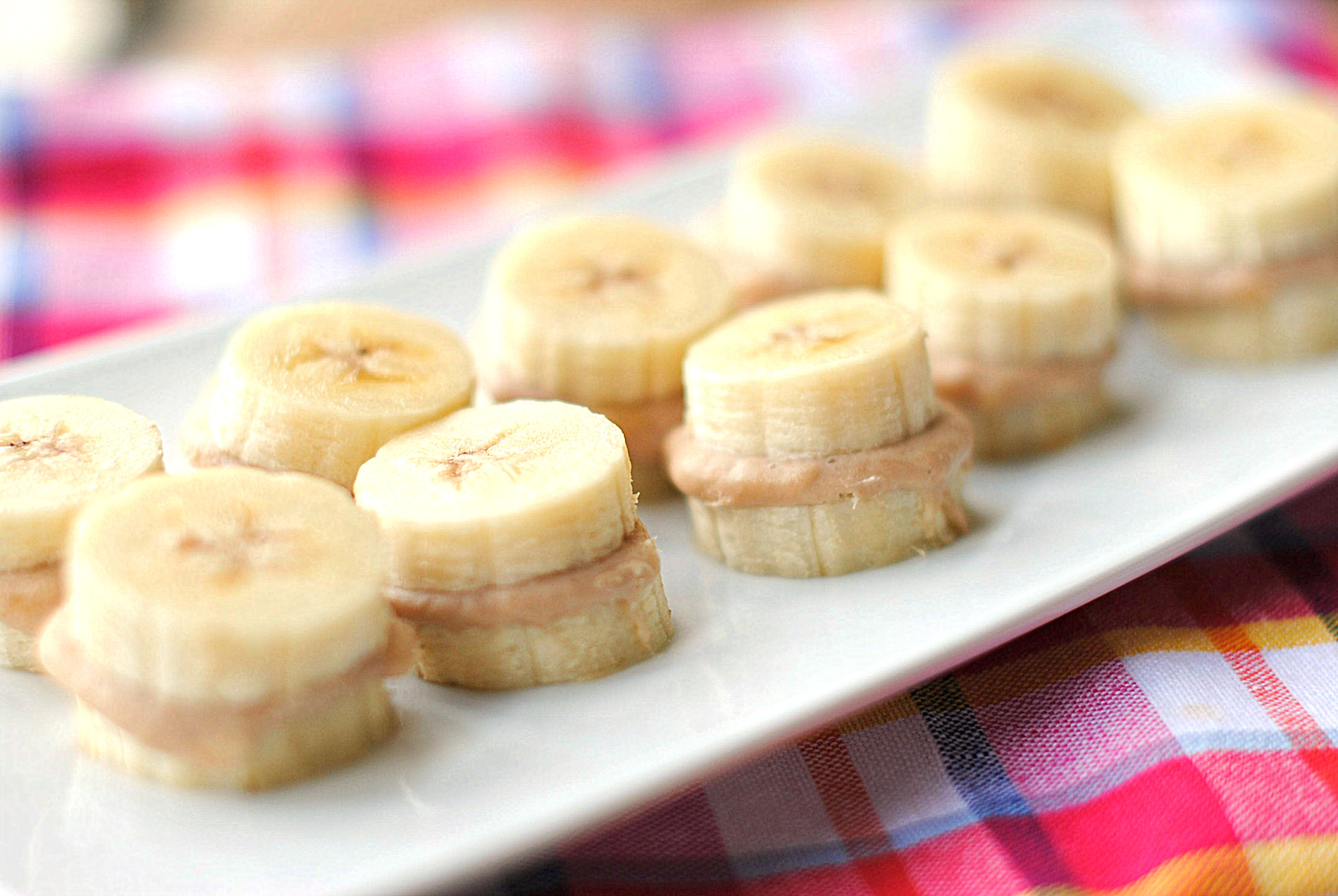 Post-Workout Banana Bites - Eat Yourself Skinny