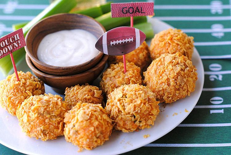 Buffalo Chicken Bites Recipes — Dishmaps
