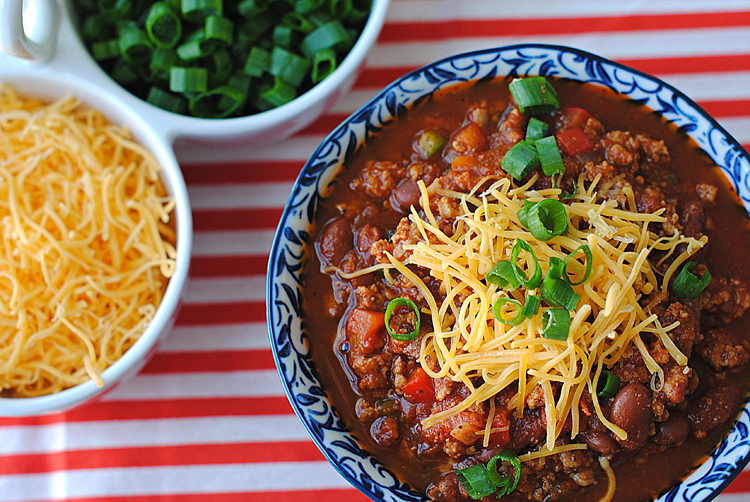 The Best Turkey Chili You'll Ever Taste - Eat Yourself Skinny