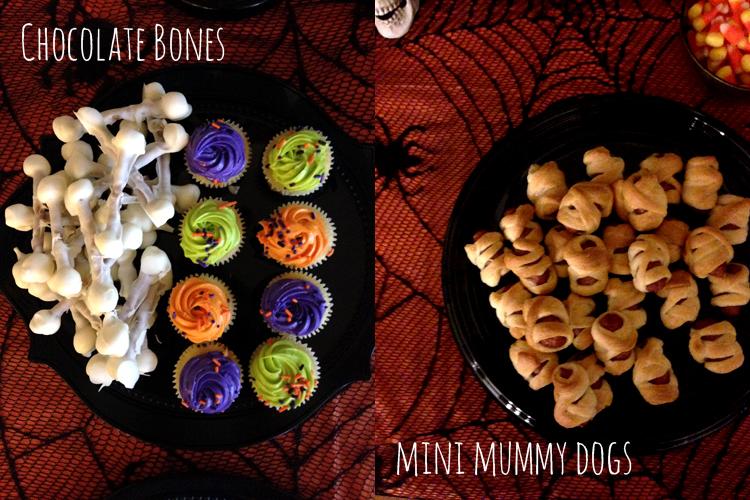 Chocolate Bones