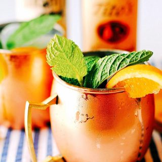 TGIF! Dreaming of my FAVORITE Moscow mule right now buthellip