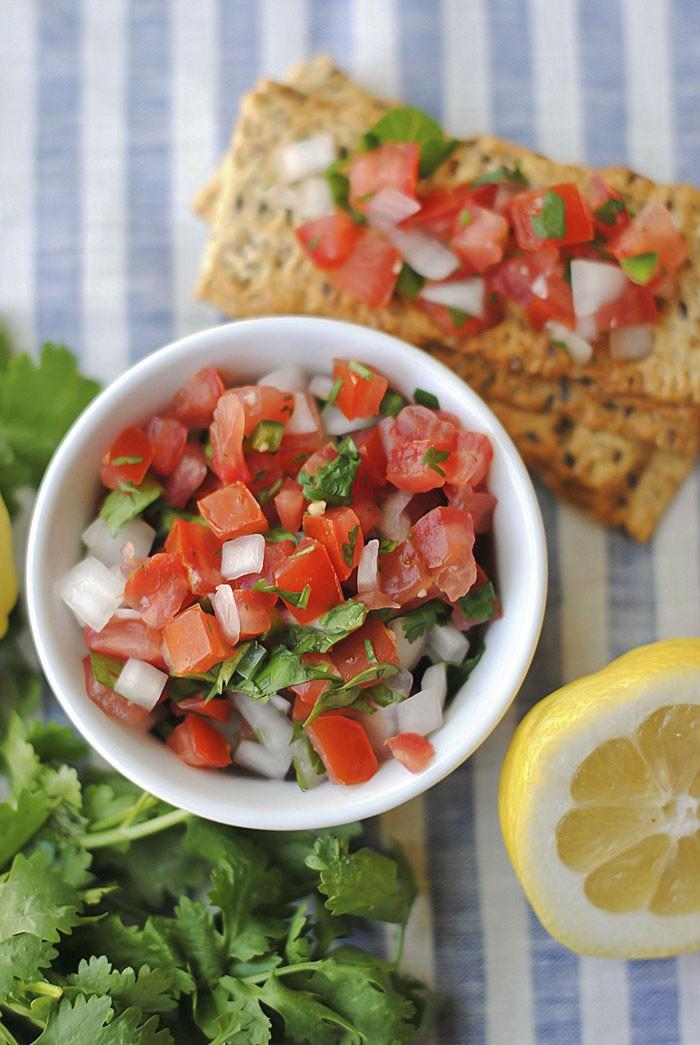 Pico de gallo eat yourself skinny for Fish grill pico