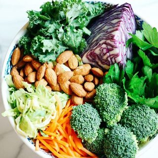 Love a good detox salad in the making Full recipehellip