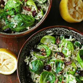 Balsamic Roasted Brussels Sprouts Eat Yourself Skinny