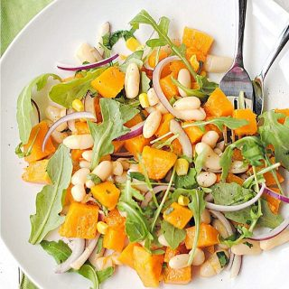 This is literally my FAVORITE summer salad! This Butternut Squashhellip