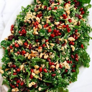 Obsessing over this Winter Kale and Quinoa Salad! I meanhellip