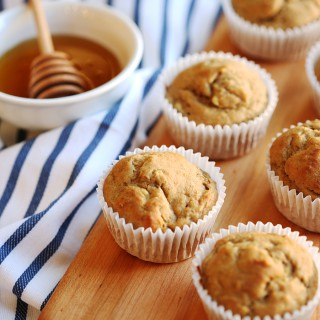 Banana Breakfast Muffins | Eat Yourself Skinny