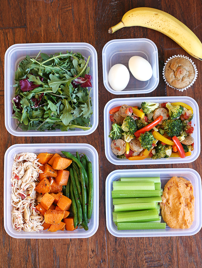 You Ll Love My Weekly Meal Prep Routine Complete With All Favorite Go