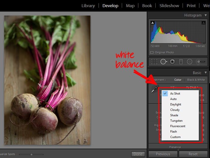 Easy Lightroom Tips and Tricks to achieve those beautiful food photos! eat-yourself-skinny.com