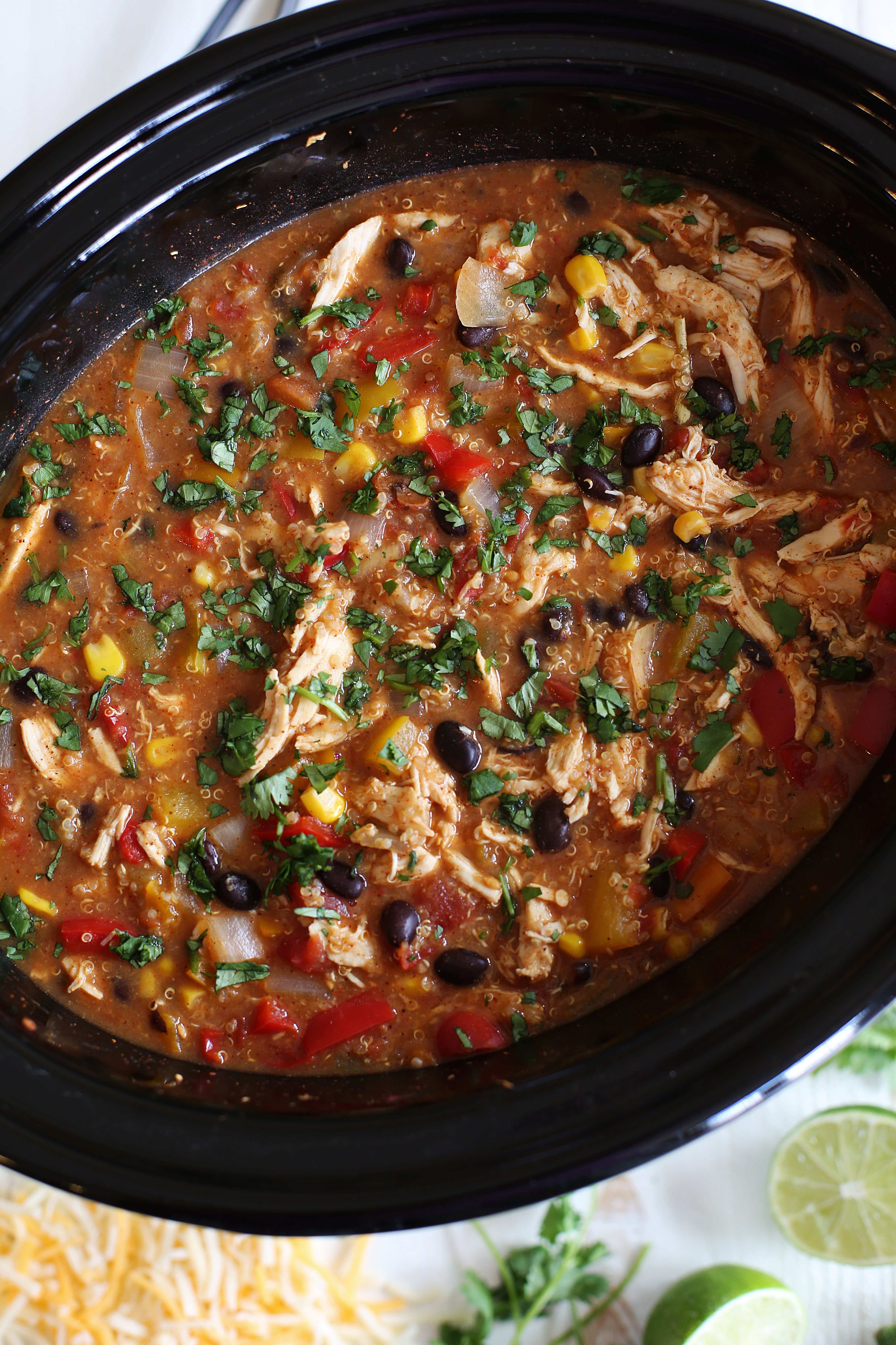 Vegetarian Crockpot Recipes Healthy Clean Eating