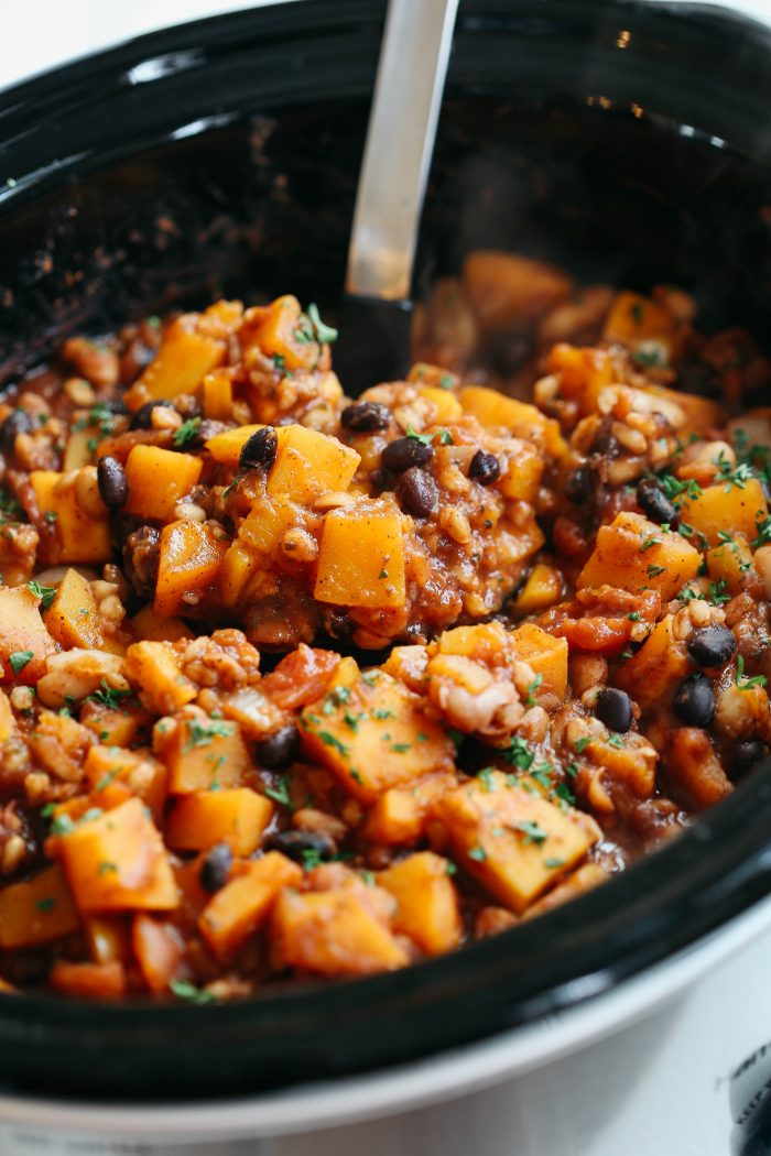 Butternut Squash Chili 11 Eat Yourself Skinny