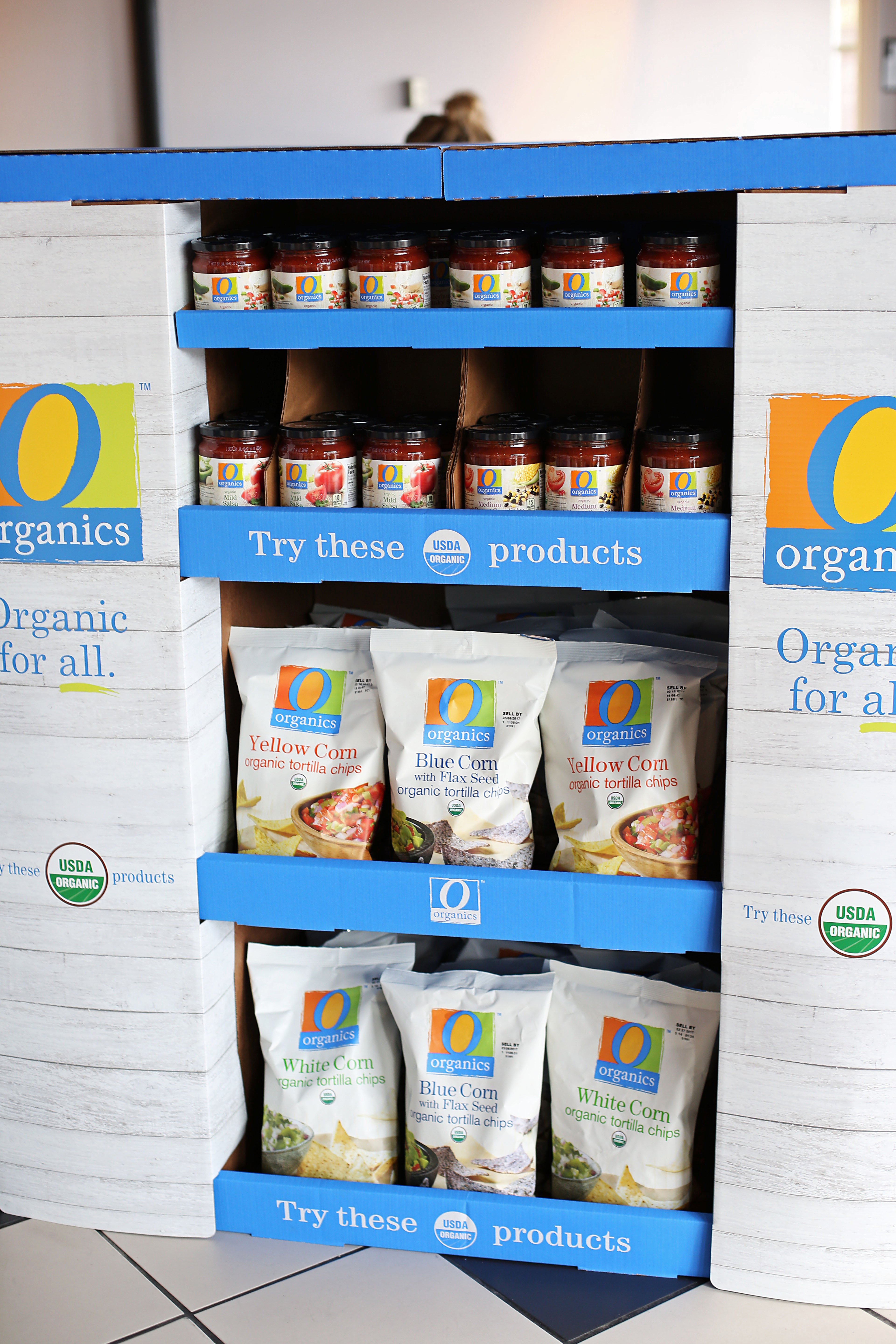 Safeway's Organic for All Event