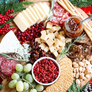 Dreaming for this holiday cheeseboard I made last year hellip