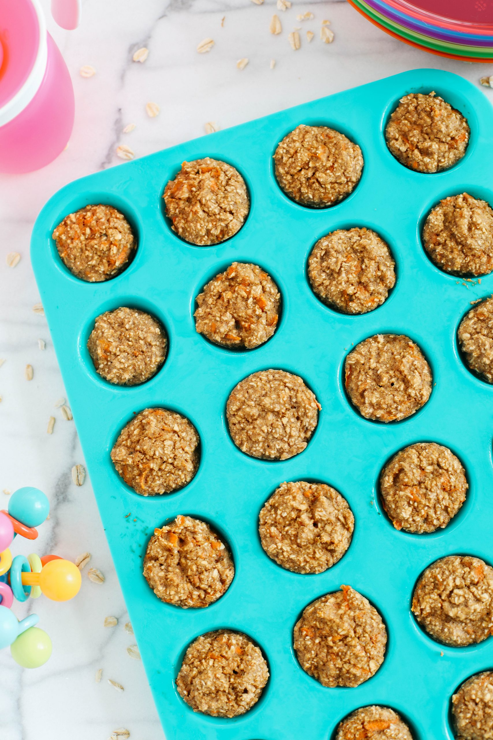 Leftover Baby Food Muffins Eat Yourself Skinny