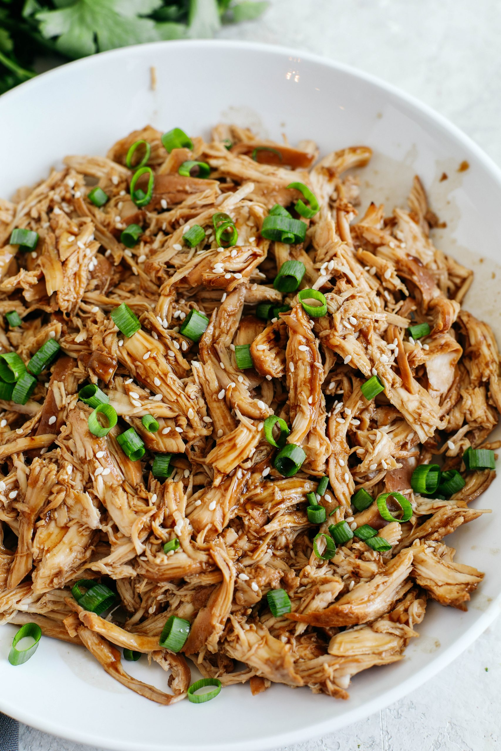 Crock Pot Teriyaki Chicken - Coma-se Magro 9